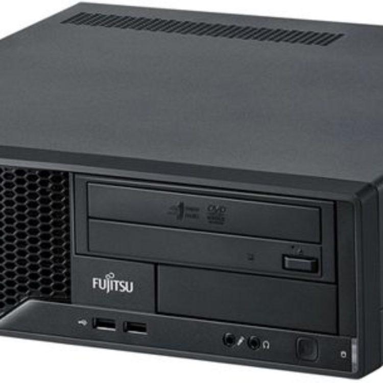 PC FUJITSU ESPRIMO D556 E85+  SFF