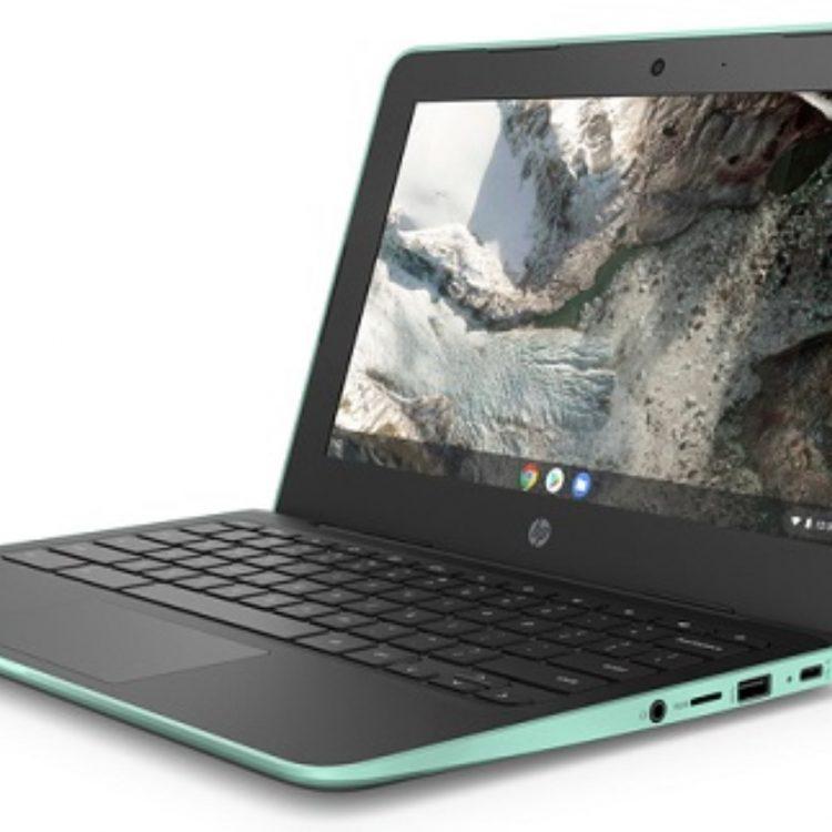 NB HP CHROMEBOOK 11 G7 EE INTEL N4100/4GB RAM/32GB