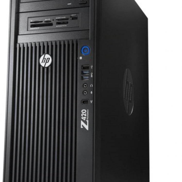 WORKSTATION HP Z420